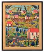 58: Montas Antoine (Haitian, 1926)