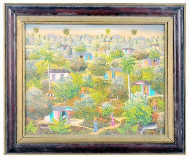 62: Ossey Dubic (Haitian, 1943-)