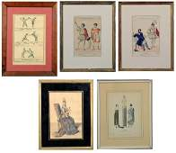 117 Collection of Prints