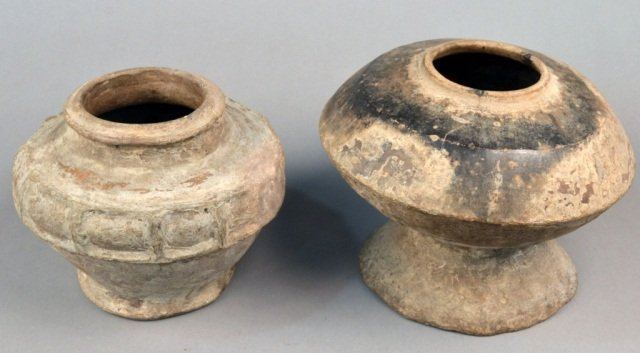 664: Two Philippines Iron Age Pottery Vessels - 2