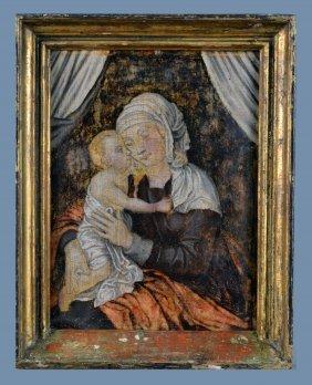 3: Follower of Dieric Bouts (Dutch, 1400-1475)