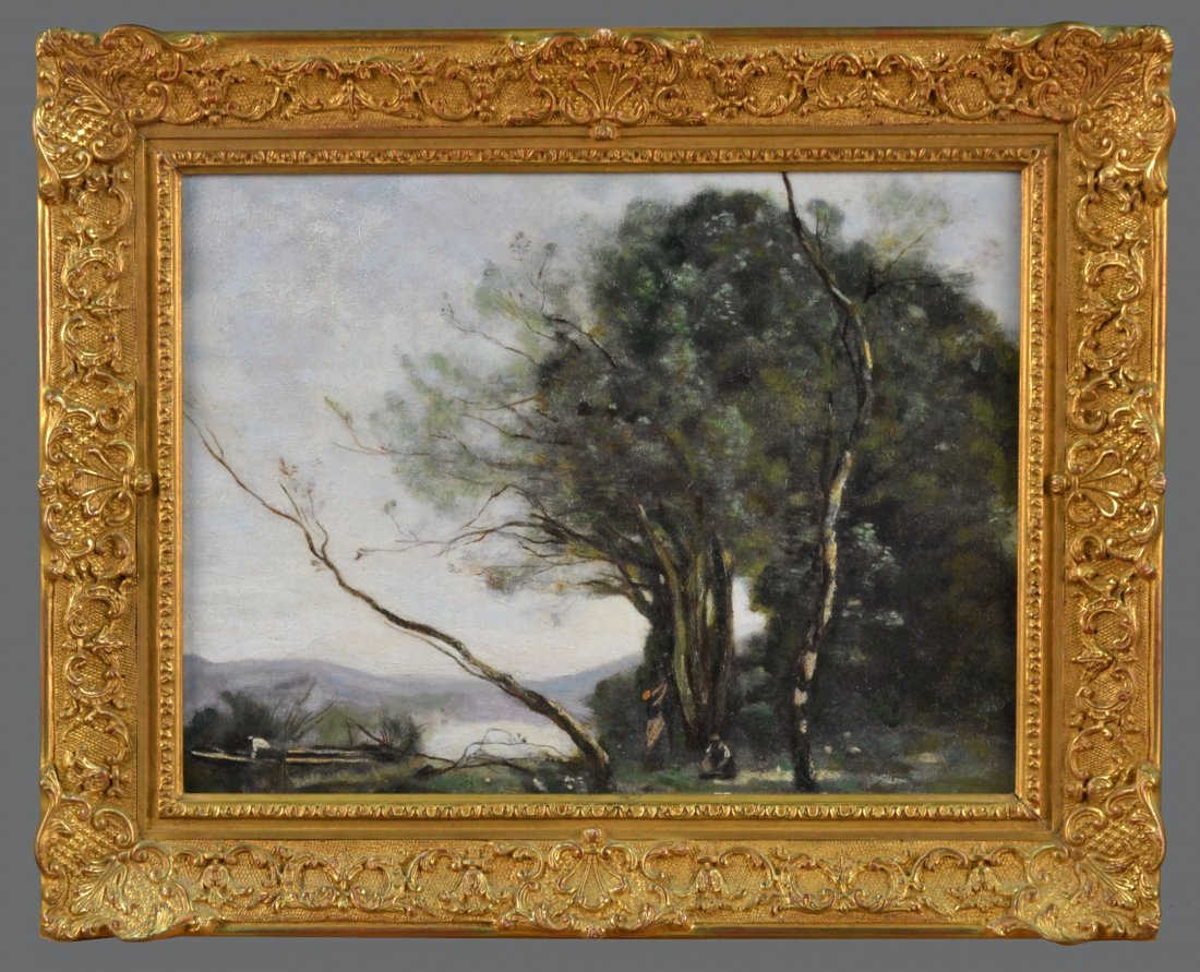 5: After Jean-Baptiste Corot (French, 1796-1875)