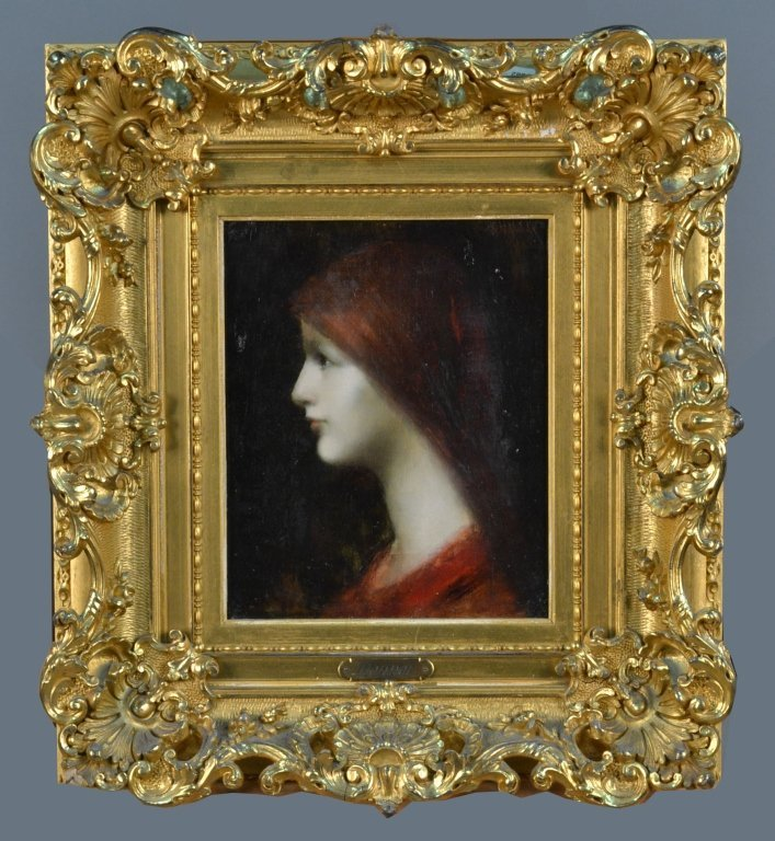 10: Jean Jacques Henner (French, 1829-1905)