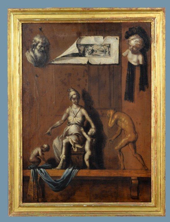 18: Bernardo German Llorente (Seville, 1685–1757)