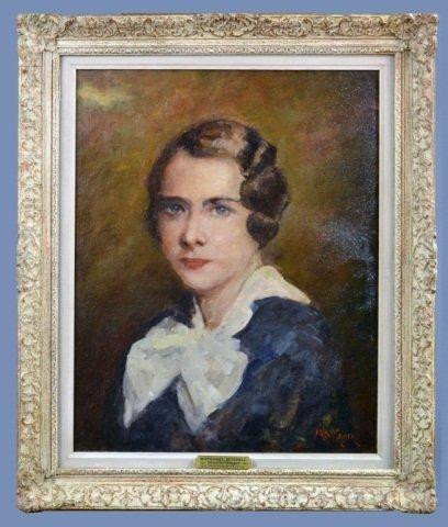 Marie Weger-Kleinbardt (Swiss/Am. 1882-1980)