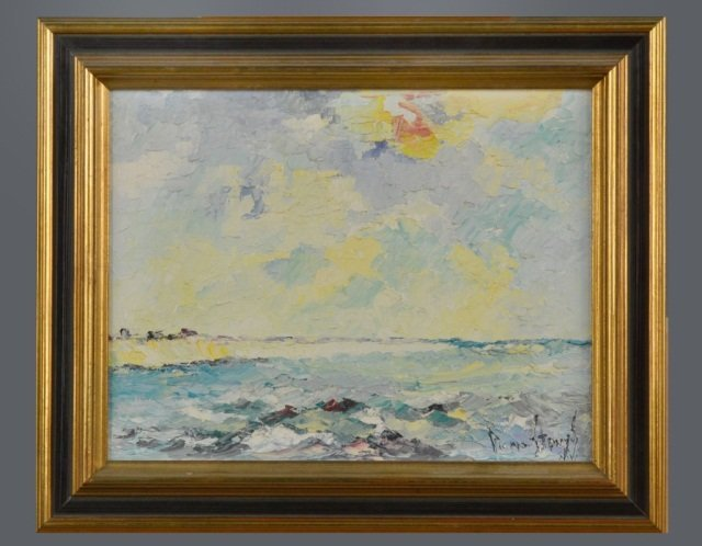 Pieter (Pierre) Struys (Dutch, 1914-)