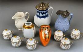 Group of Assorted Ceramic Table Articles