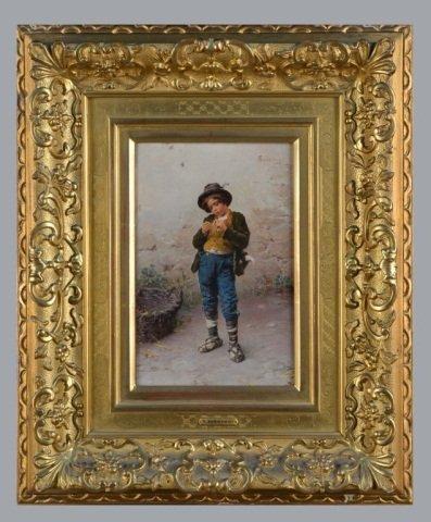 Francesco Bergamini (Italian, 1815-1883)
