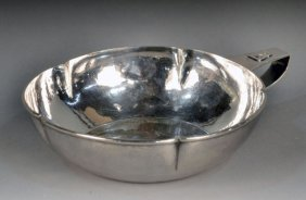 Kalo Shop Chicago Silver Porringer