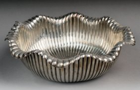 Whiting Silver Centerpiece Bowl