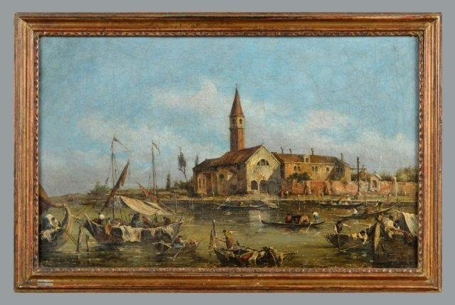 Follower of Francesco Guardi (Italian, 1712-1793)