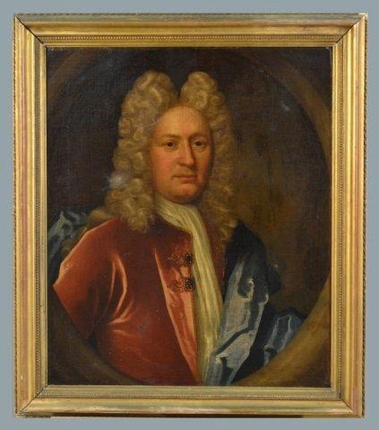 Follower of Sir Godfrey Kneller (Br., 1646-1723)