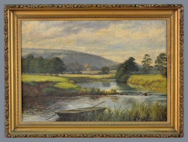 Frederick Stead (British, 1863-1940)