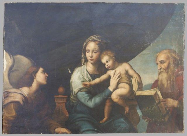 In the Manner of Da Vinci (Italian, 1452-1519) *