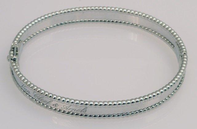 Van Cleef & Arpels Perlee Signature Bracelet   *