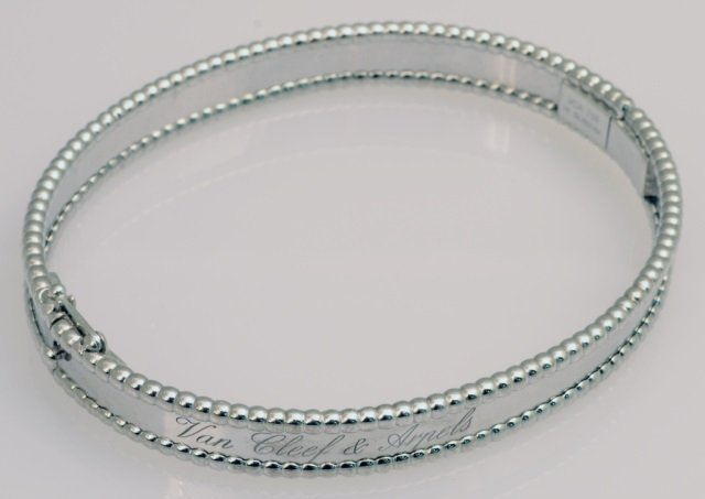 Van Cleef & Arpels Perlee Signature Bracelet   * - 2