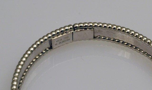 Van Cleef & Arpels Perlee Signature Bracelet   * - 4