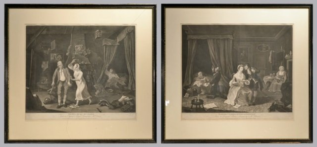 Butler Clowes (British, d.1782)