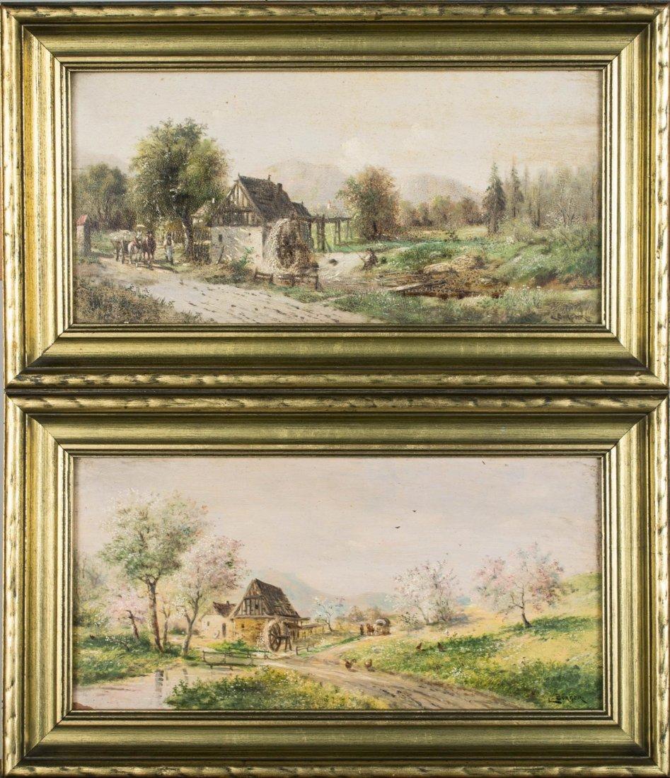 Lothar Burger (Austrian, 1866-1943)
