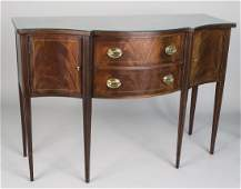 Hickory Chair Mahogany Sideboard