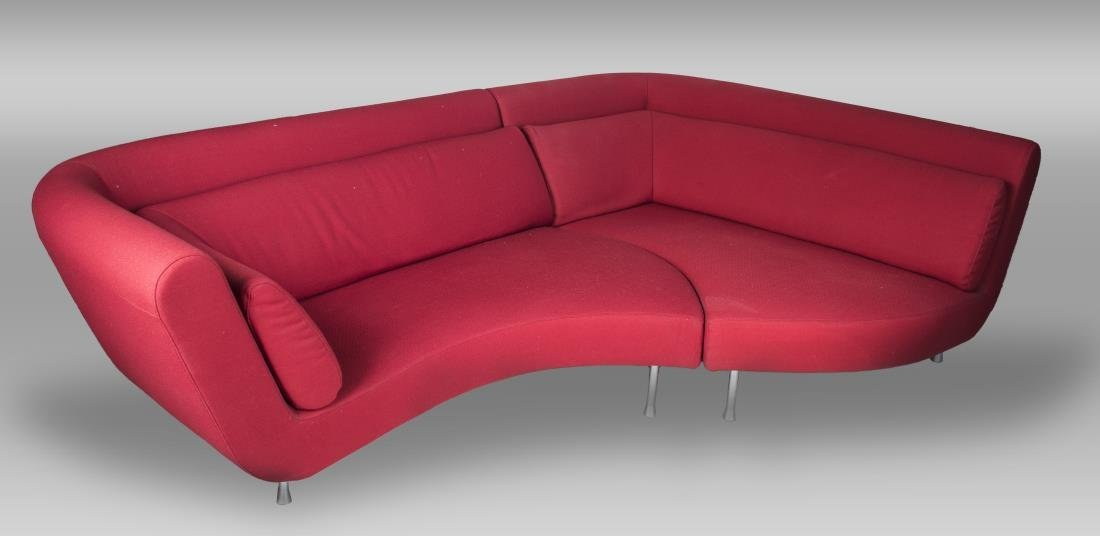 Yang Sofa By Ligne Roset Lot 0304