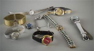 Group of Ladys Wristwatches