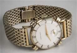 Gentlemans Gold Longines Wristwatch