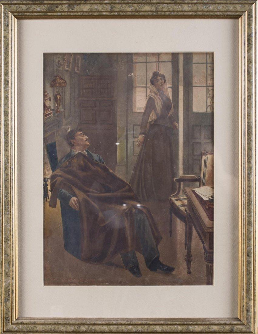 William de Leftwich Dodge (American, 1867-1935)