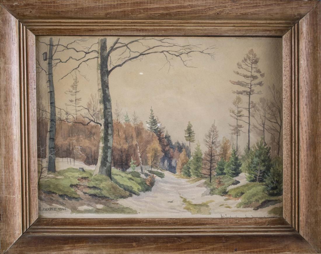 Ernst Lucke (German, 1885-1950)