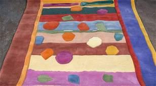 Esteban Vicente for Edward Fields Tapestry