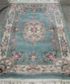 Ninety Line Chinese SinoSavonnere Carpet