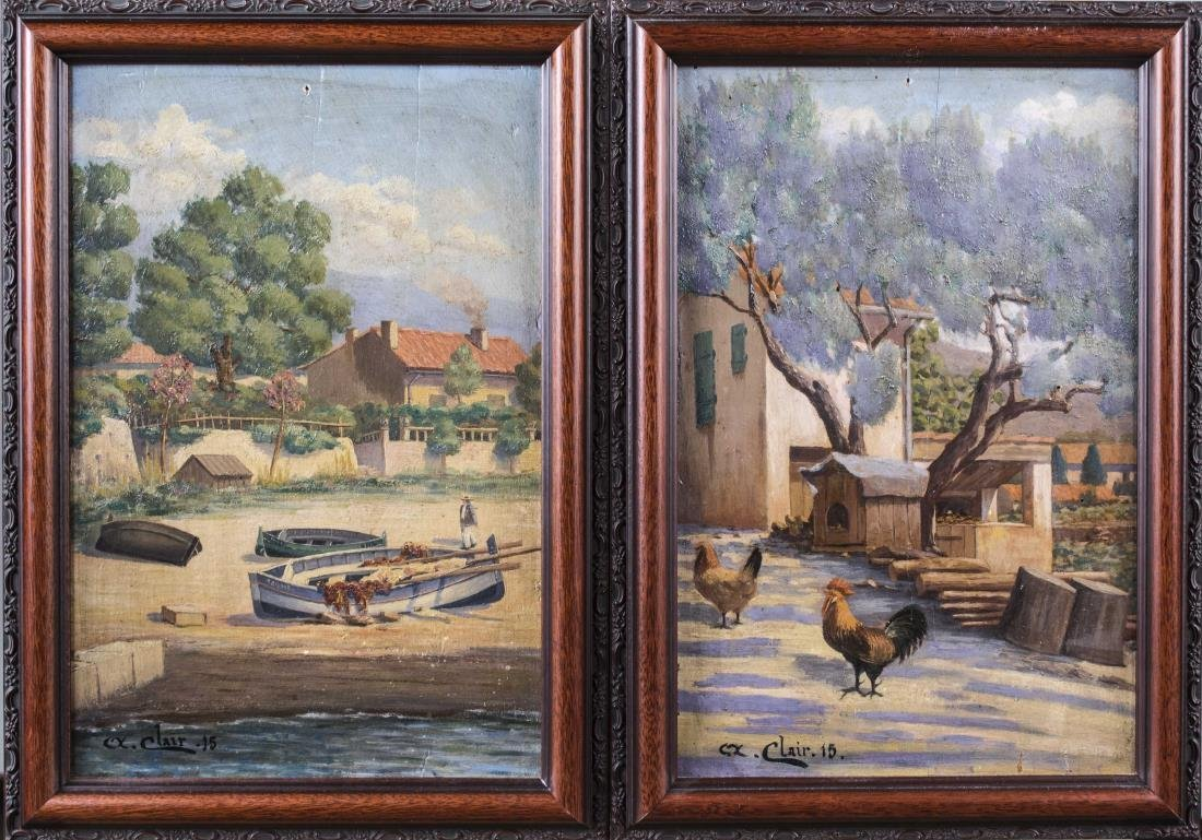 Two Early 20th Century Paintings