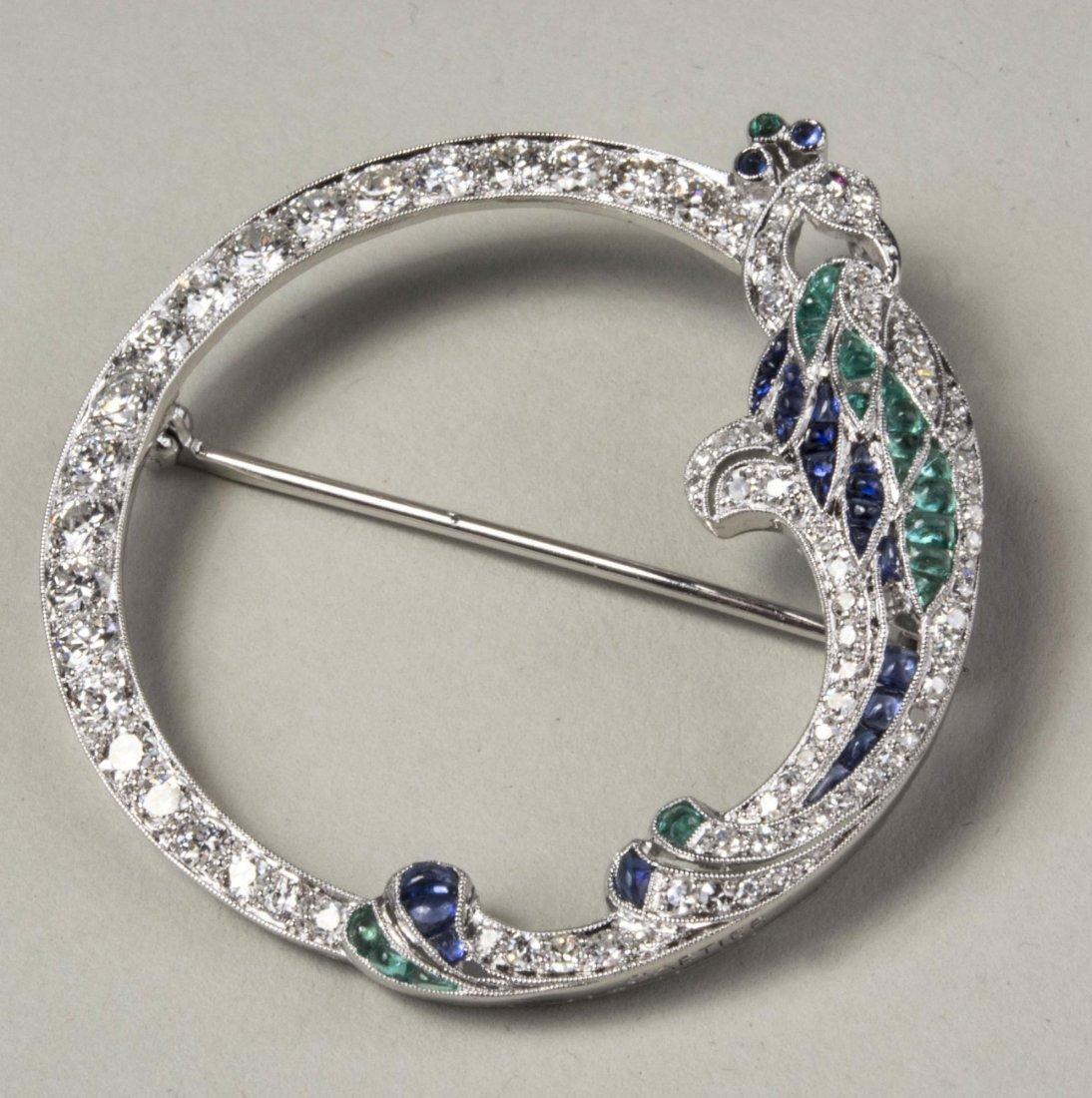 Cartier Circle Pin *