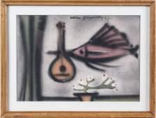 Mid-Century Modern Painting