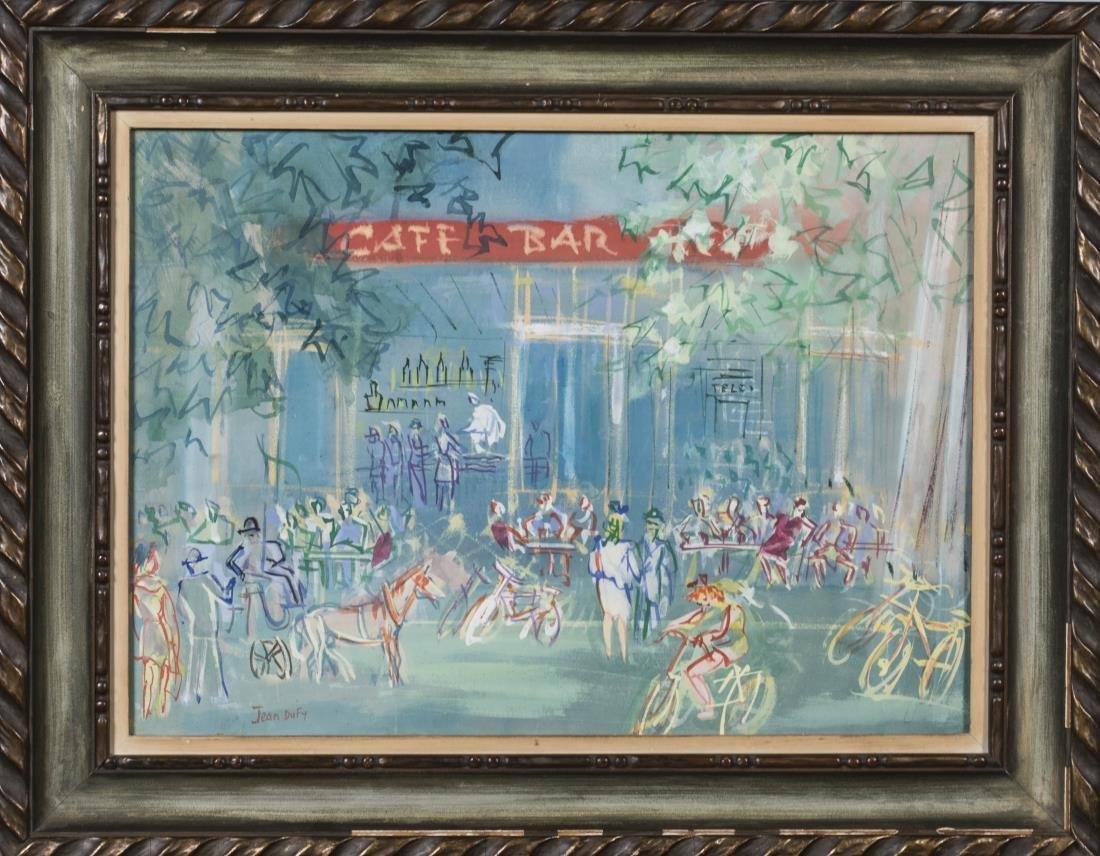 Attributed to Jean Dufy (French, 1888-1964)