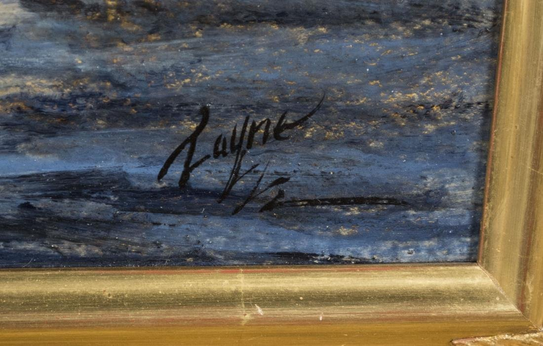 Peter Layne Arguimbau (American, b. 1951) - 2