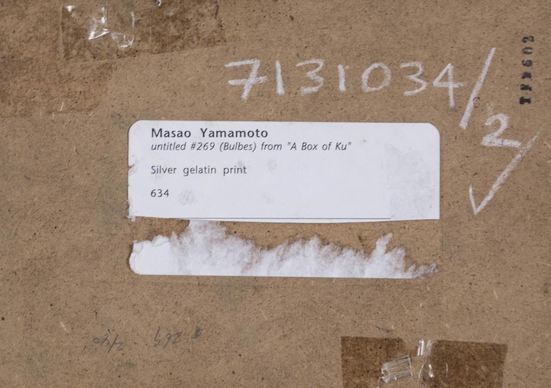 Masao Yamamoto (Japanese, b. 1957) - 2