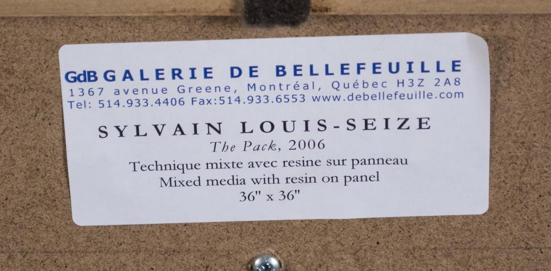 Sylvain Louis-Seize (Canadian, 20th Century)* - 4