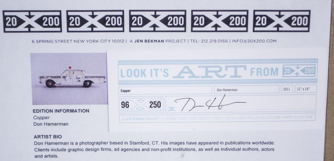 Don Hamerman (American, 20th/21st Century) - 2