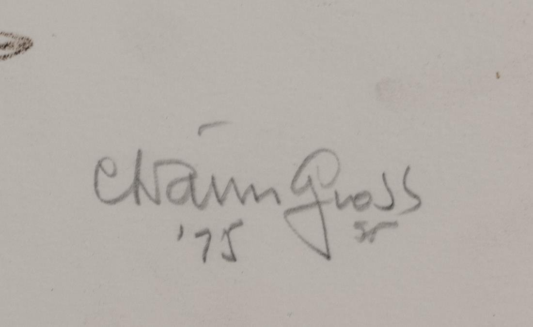 Two Chaim Gross Prints - 4