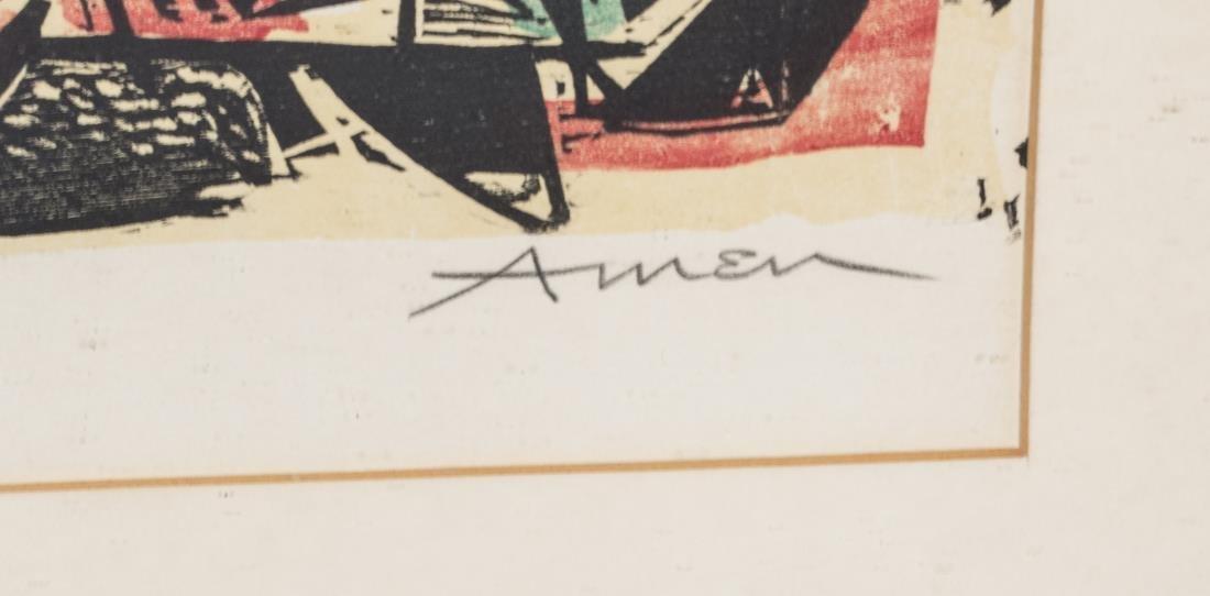 Irving Amen (American, 1918-2011) - 2