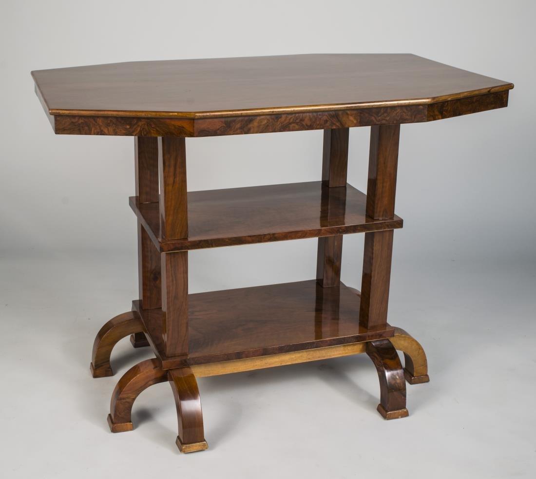 Modern Three Tier Table