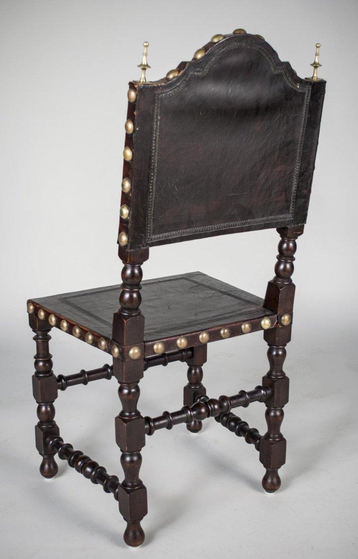 Renaissance Revival Style Side Chair - 2