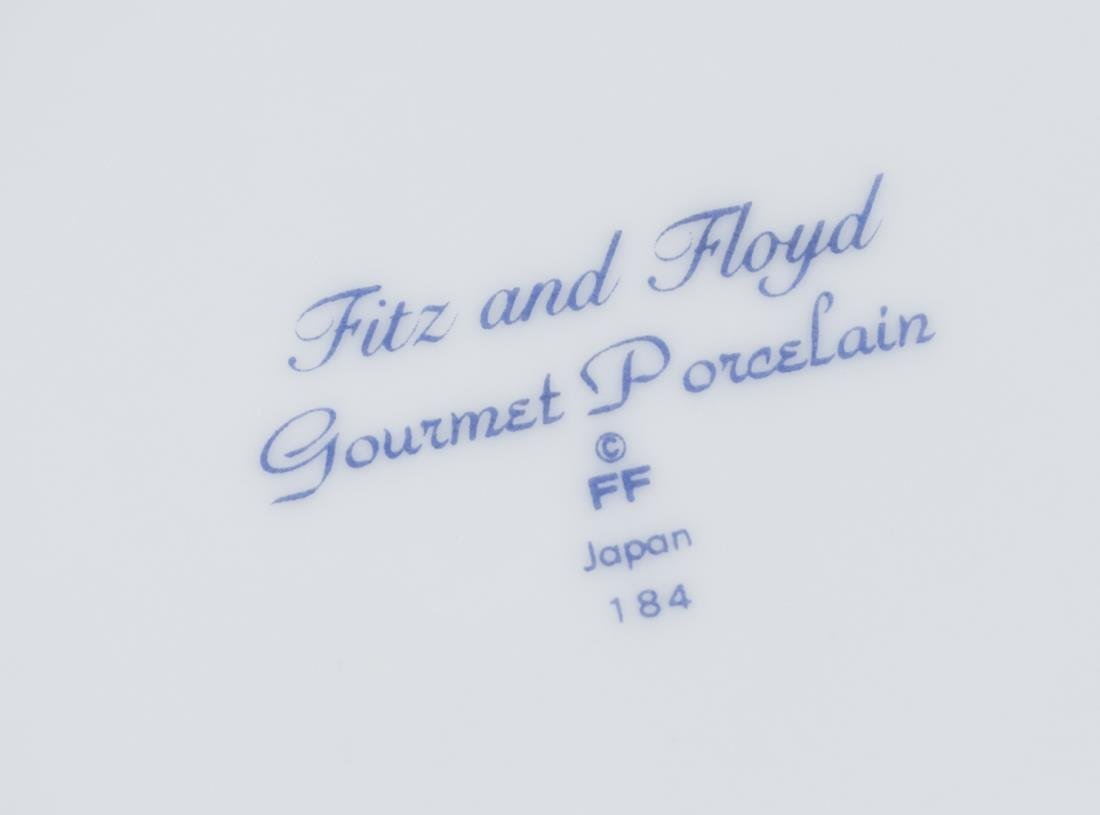 Fritz and Floyd Porcelain Set - 2