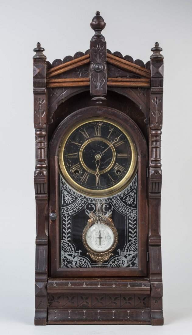 "F Kroeber ""Langtry"" Model Clock"