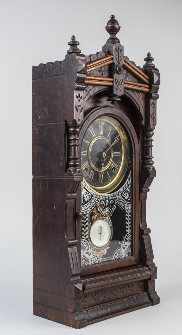 "F Kroeber ""Langtry"" Model Clock - 2"