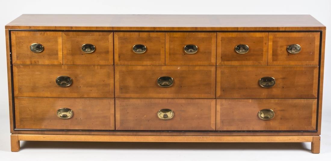 Hickory & White Triple Dresser