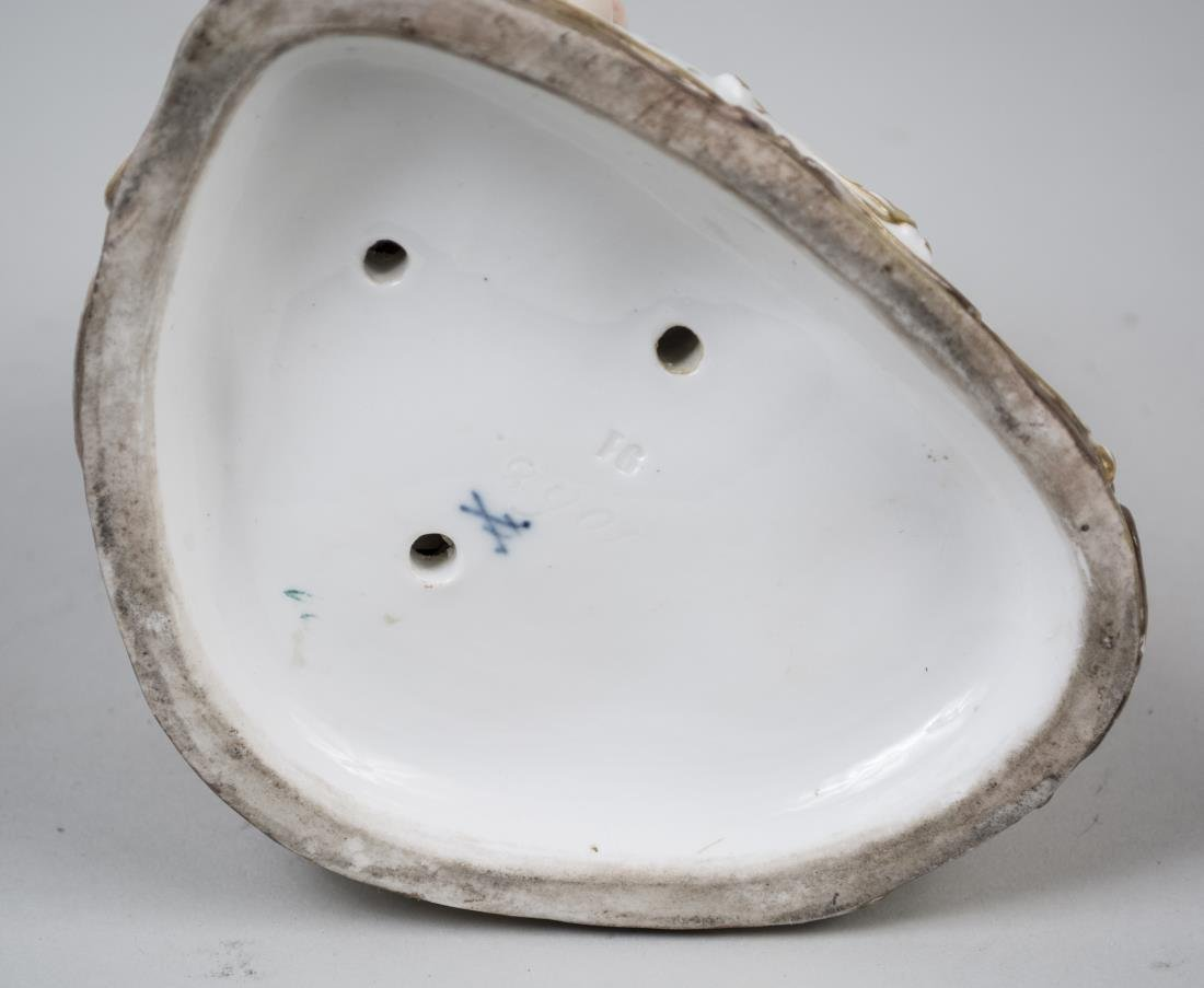 Meissen Porcelain Figure Group - 3