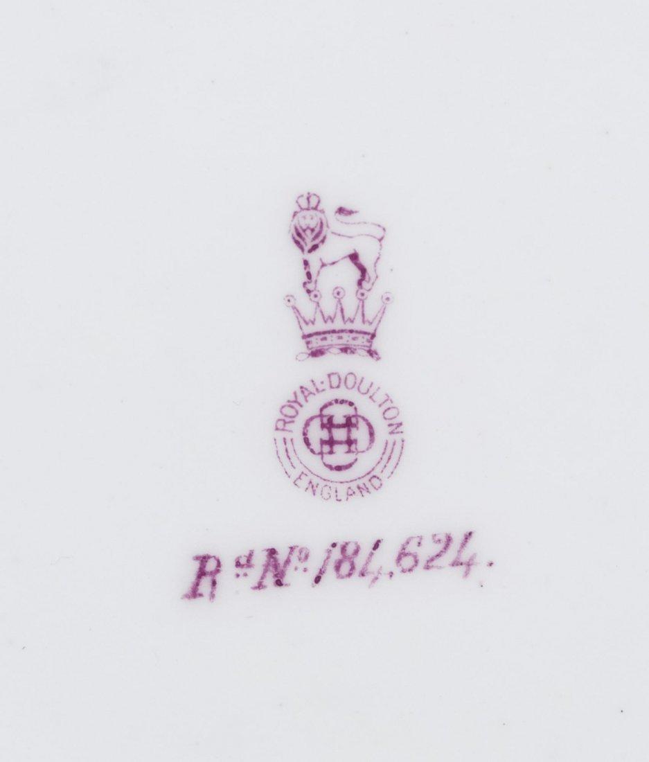 Royal Doulton Plate - 3