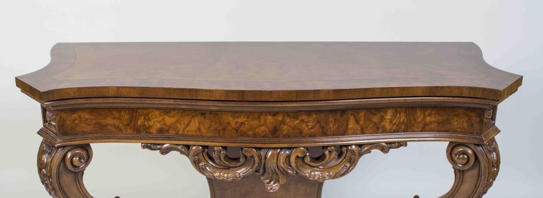 Rococo Style Console Table - 2